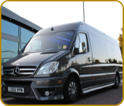 Executive Minibuses Rugby Solihul Balsall Comon Leamington Spa